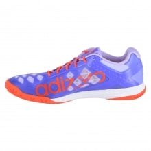Adidas Feather violett Badmintonschuhe