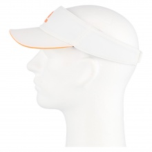 Adidas Visor Climalite 2017 weiss/orange
