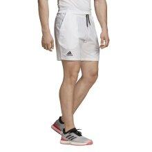 adidas Short Club Stretch Woven 7inch 2020 weiss Herren
