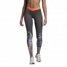 adidas Tight Alphaskin 2019 anthrazit Damen