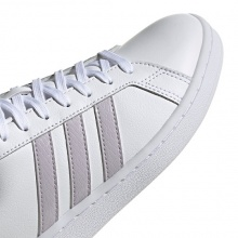 adidas Grand Court 2020 weiss/lila Sneaker Damen