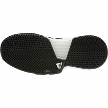 adidas CourtJam Bounce Allcourt 2020 schwarz/weiss Tennisschuhe Damen