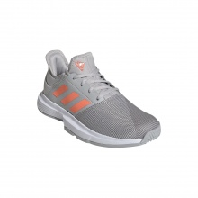 adidas GameCourt Clay grau Sandplatz-Tennisschuhe Damen