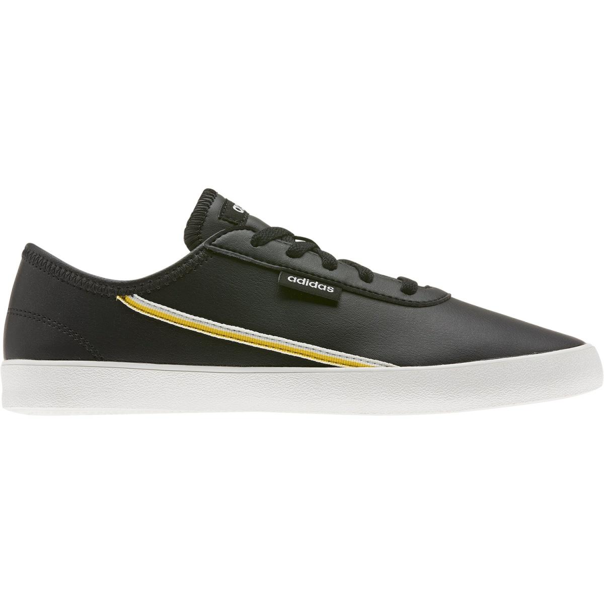 adidas Courtflash X 2020 schwarz Sneaker Damen