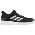 adidas Adizero Club 2020 schwarz Tennisschuhe Kinder