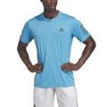 adidas Tshirt Club 3 Stripes 2020 blau Herren