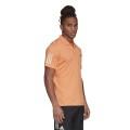 adidas Polo Club 3 Stripes 2020 orange Herren