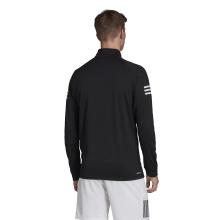 adidas Langarmshirt Club 1/2 Zip 2020 schwarz Herren