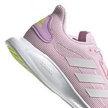 adidas Galaxar Run 2021 pink Stabil-Laufschuhe Damen
