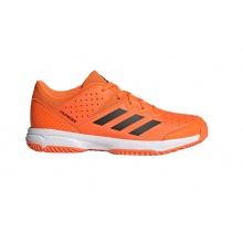 adidas Court Stabil orange Indoorschuhe Kinder
