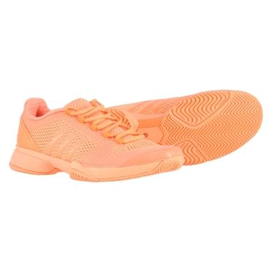 Adidas aSMC Barricade 2016 Stella McCartney orange Tennisschuhe Damen