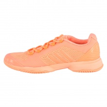 Adidas aSMC Barricade 2016 Stella McCartney orange Tennisschuhe Damen