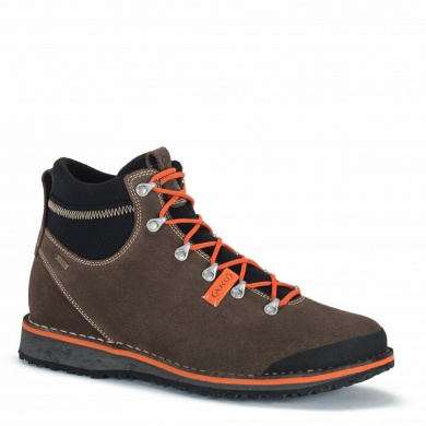 AKU Badia GTX 2017 braun/orange Outdoorschuhe Herren
