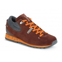 AKU Bellamont Gaia Low GTX weinrot/orange Outdoorschuhe Damen