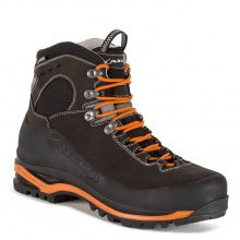 AKU Superalp GTX anthrazit/orange Exkursions-Bergstiefel Herren