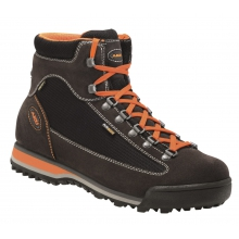 AKU Slope Micro GTX schwarz/orange Outdoorschuhe Herren