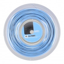 Luxilon Alu Power 1.25 ice blue 220 Meter Rolle
