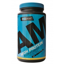 AM Sport High Protein Vanille 600g Dose
