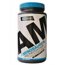 AM Sport Aminosäuren Mark Warneckes Original 750g Dose