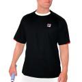 Fila T-Shirt Rembrant schwarz Herren