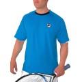 Fila T-Shirt Rembrant vividblue Herren (Größe L+XL)