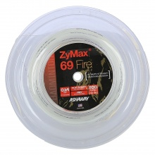 Ashaway Zymax 69 Fire weiss 200 Meter Rolle