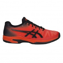Asics Solution Speed FF Clay 2019 rot/schwarz Tennisschuhe Herren