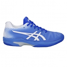 Asics Solution Speed FF Clay 2019 blau/weiss Tennisschuhe Damen