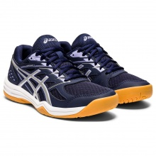 Asics Gel Upcourt 4 2020 dunkelblau Indoorschuhe Damen