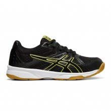 Asics Upcourt 3 schwarz Indoorschuhe Kinder