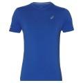 Asics Tshirt Training Logo Seamless (nahtlos) blau Herren