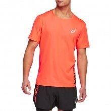 Asics Lauf-Tshirt Future Tokyo Ventilate 2021 orange Herren