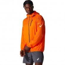 Asics Trailjacke (Jacke) Fujitrail 2021 orange Herren