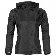 Asics Jacket Packable 2019 schwarz Damen