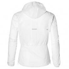 Asics Jacket Packable 2019 weiss Damen