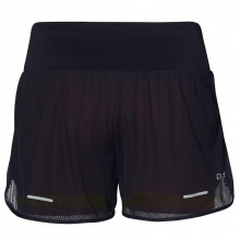 Asics Short 2in1 2019 schwarz Damen