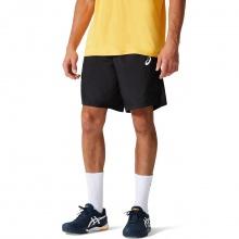 Asics Tennishose Short Court 9in 2021 kurz schwarz Herren