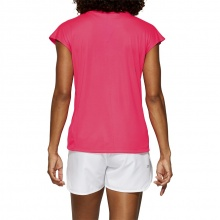 Asics Trainings-Shirt Practice pink Damen