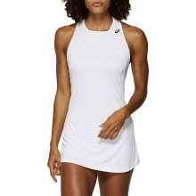Asics Tenniskleid Club #19 weiss Damen