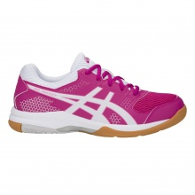 Asics Gel Rocket 8 pink Indoorschuhe Damen