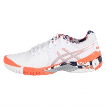 Asics Gel Resolution 7 L.E. London 2017 weiss Tennisschuhe Damen
