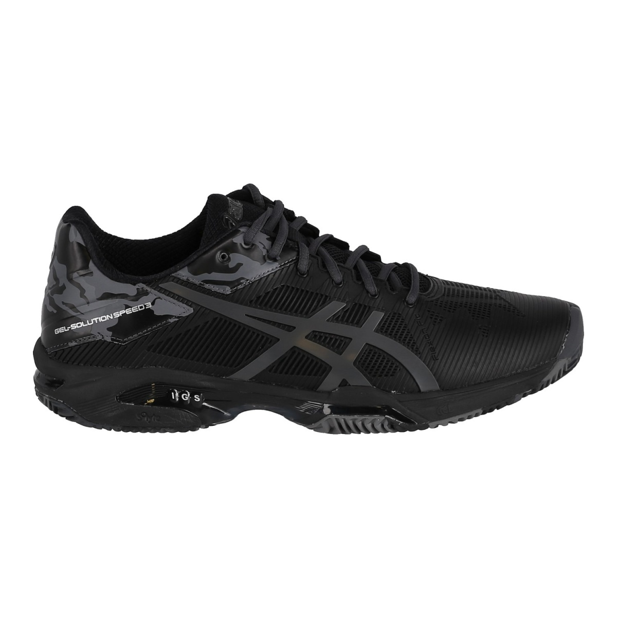 asics gel solution speed 3 clay l.e 2018 schwarz