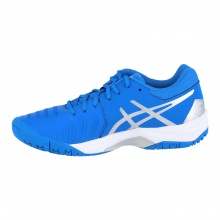 Asics Gel Resolution 7 2017 blau Tennisschuhe Kinder