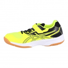 Asics Gel Upcourt 2 Klett 2017 gelb Indoorschuhe Kinder