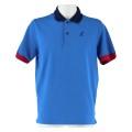 Australian Polo Piquet Classic blau Herren