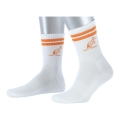 Australian Tennissocke Stripes 2017 weiss/orange 1er