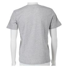 Australian Tshirt Logo 2018 hellgrau/schwarz Herren