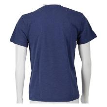 Australian Tshirt Logo 2019 dunkelblau/rot Herren