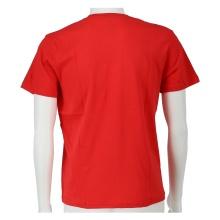 Australian Tshirt Logo 2018 rot/weiss Herren