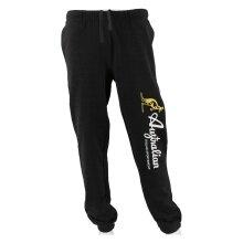 Australian Trainingshose Pant Logo lang anthrazit Herren